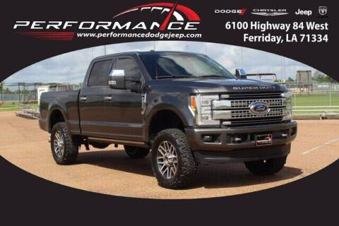 2017 Ford F-250 Super Duty for sale at Performance Dodge Chrysler Jeep in Ferriday LA