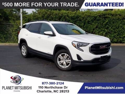2018 GMC Terrain for sale at Planet Automotive Group in Charlotte NC