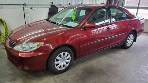 2005 Toyota Camry for sale at City Auto Sales in La Crosse WI