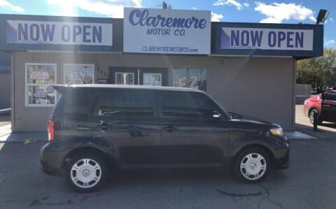 2012 Scion xB for sale at Claremore Motor Company in Claremore OK