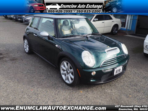 2006 MINI Cooper for sale at Enumclaw Auto Exchange in Enumclaw WA