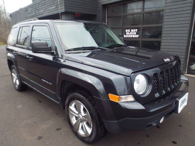 2016 Jeep Patriot for sale at Carena Motors in Twinsburg OH