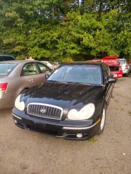 2005 Hyundai Sonata for sale at Cheap Auto Rental llc in Wallingford CT