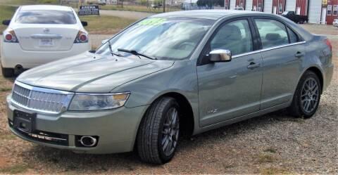 2008 Lincoln MKZ for sale at Advantage Auto Sales in Wichita Falls TX