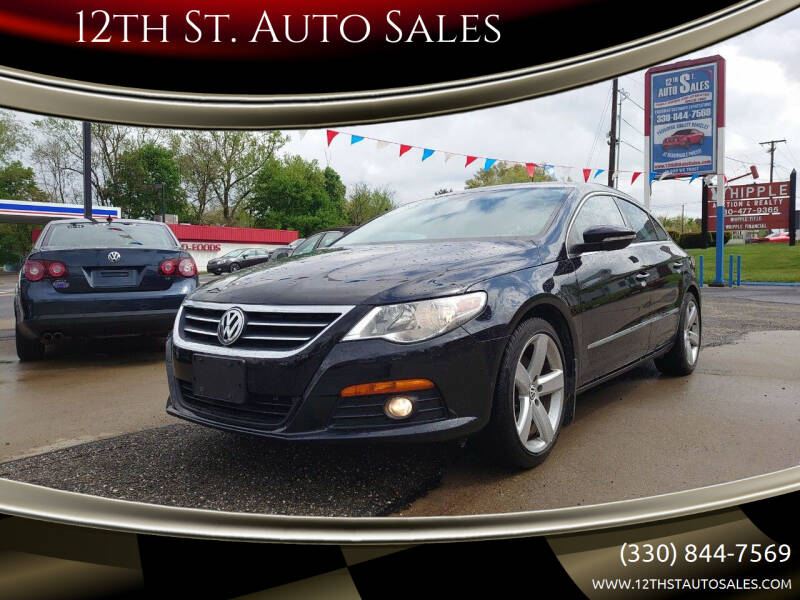 2011 Volkswagen CC for sale at 12th St. Auto Sales in Canton OH