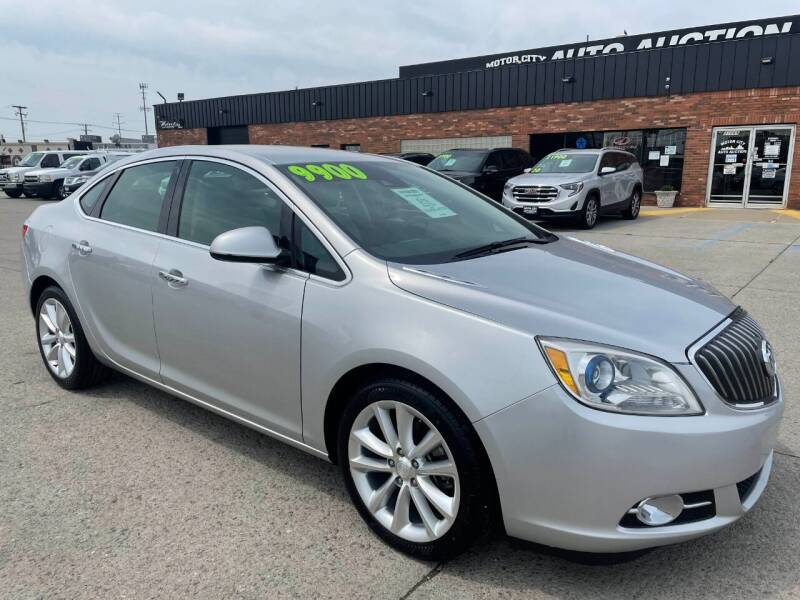 2014 Buick Verano for sale at Motor City Auto Auction in Fraser MI