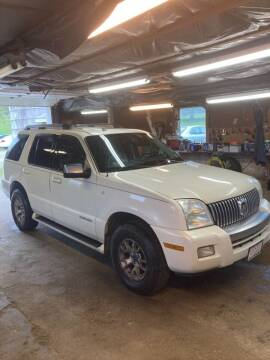 2008 Mercury Mountaineer for sale at Lavictoire Auto Sales in West Rutland VT