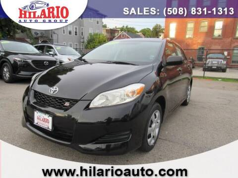 2009 Toyota Matrix for sale at Hilario's Auto Sales in Worcester MA