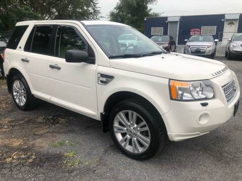 2010 Land Rover LR2 for sale at TD MOTOR LEASING LLC in Staten Island NY