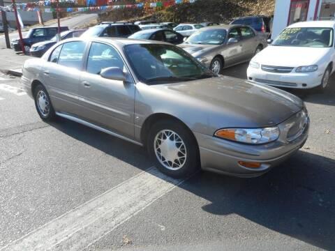 2003 Buick LeSabre for sale at Ricciardi Auto Sales in Waterbury CT