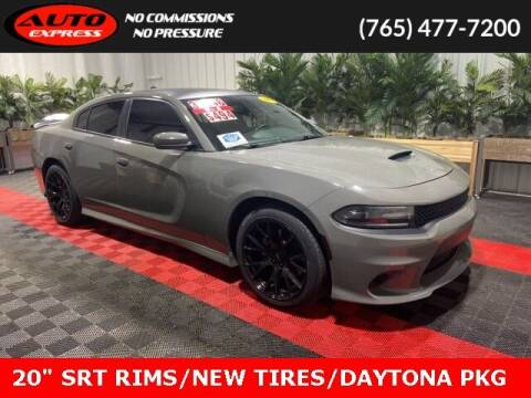 2017 Dodge Charger for sale at Auto Express in Lafayette IN