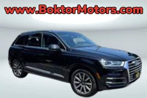 2017 Audi Q7 for sale at Boktor Motors in North Hollywood CA