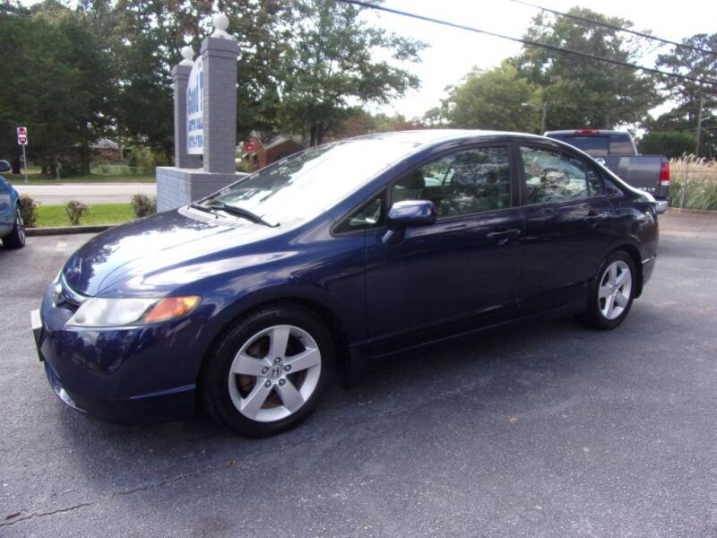 2006 Honda Civic for sale at Good To Go Auto Sales in Mcdonough GA