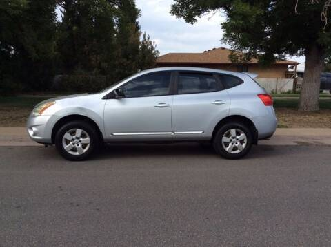 2011 Nissan Rogue for sale at Auto Brokers in Sheridan CO