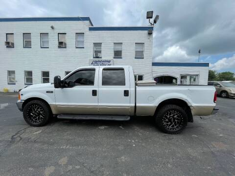 2000 Ford F-250 Super Duty for sale at Lightning Auto Sales in Springfield IL