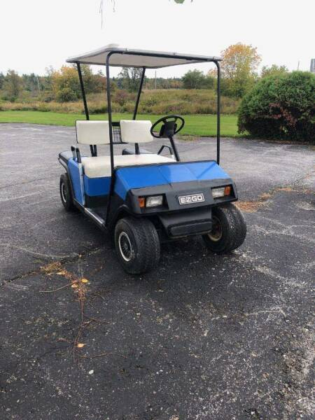 GOLF CART 2seat for sale at Alex Bay Rental Car and Truck Sales in Alexandria Bay NY