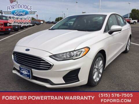 2020 Ford Fusion Hybrid for sale at Fort Dodge Ford Lincoln Toyota in Fort Dodge IA