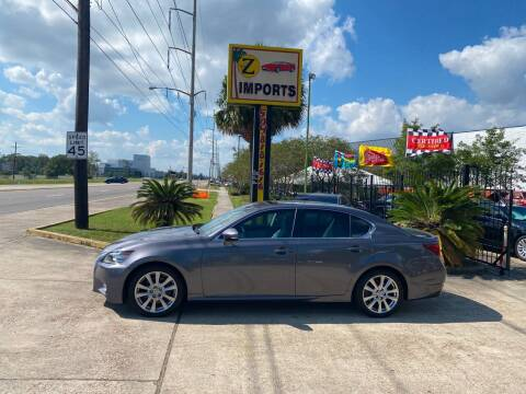 2014 Lexus GS 350 for sale at A to Z IMPORTS in Metairie LA