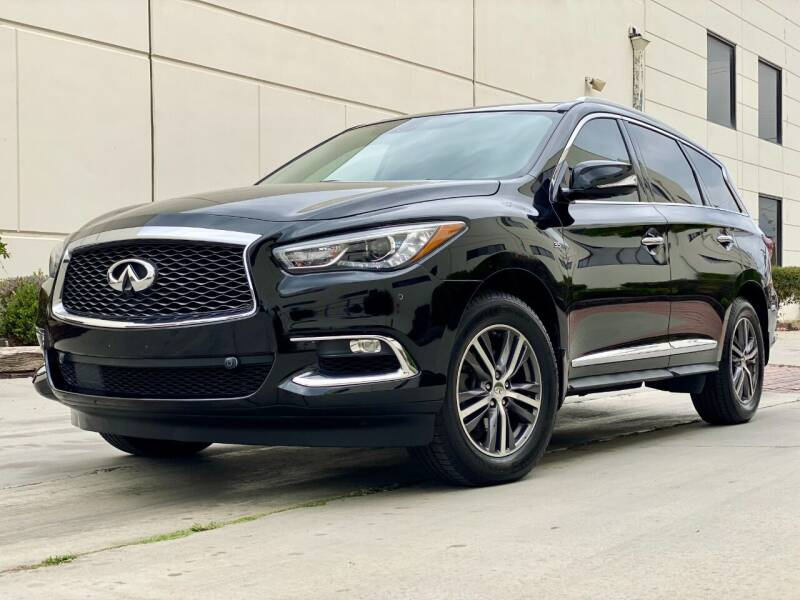 2017 Infiniti QX60 for sale at New City Auto - Retail Inventory in South El Monte CA