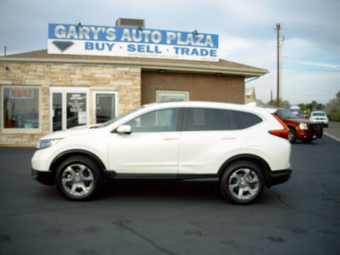 2018 Honda CR-V for sale at GARY'S AUTO PLAZA in Helena MT