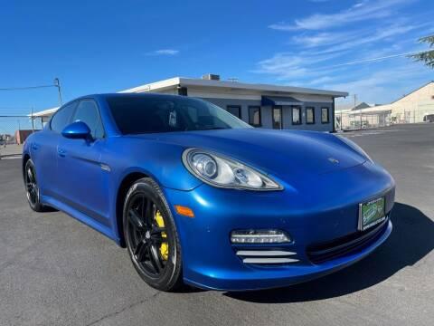 2011 Porsche Panamera for sale at Approved Autos in Sacramento CA