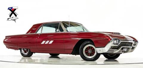 1963 Ford Thunderbird for sale at TX Auto Group in Houston TX