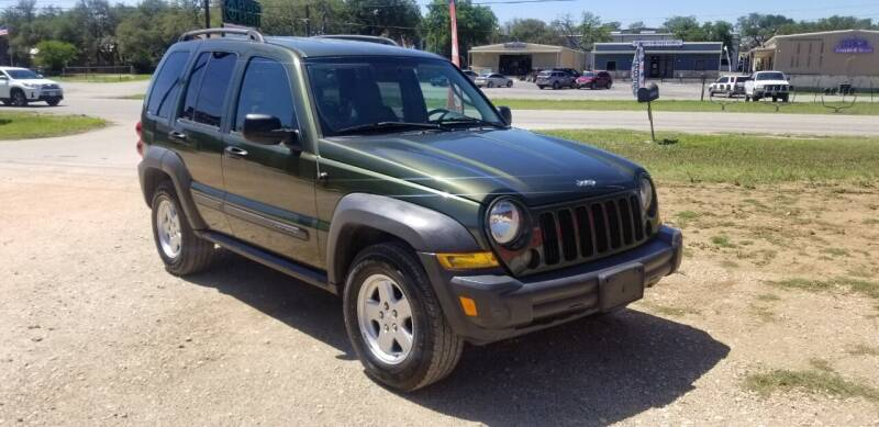 2007 Jeep Liberty for sale at STX Auto Group in San Antonio TX