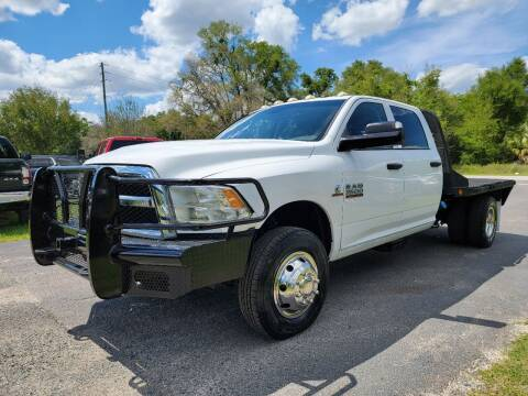 2013 RAM Ram Chassis 3500 for sale at Gator Truck Center of Ocala in Ocala FL
