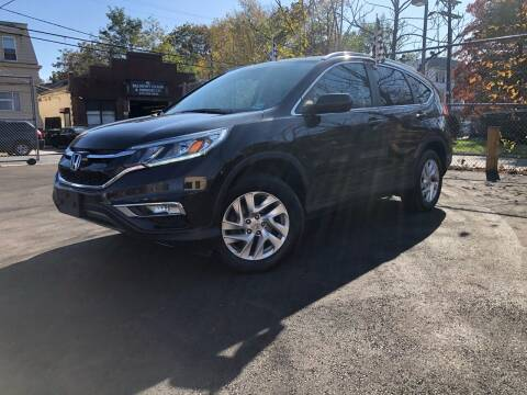 2016 Honda CR-V for sale at Elis Motors in Irvington NJ