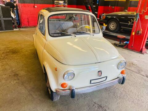 1968 FIAT Nuova 500 for sale at Milford Automall Sales and Service in Bellingham MA
