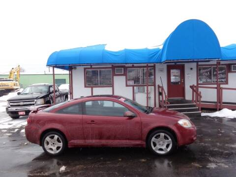 2008 Chevrolet Cobalt for sale at Jim's Cars by Priced-Rite Auto Sales in Missoula MT