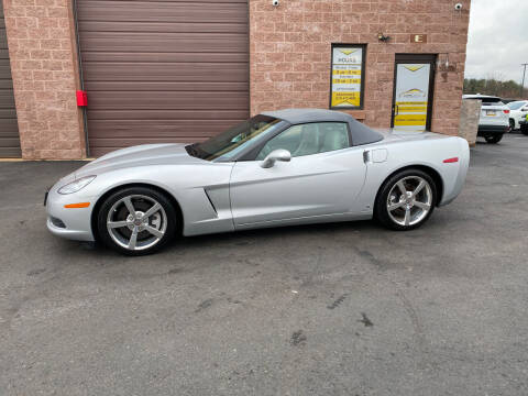 2009 Chevrolet Corvette for sale at CarNu  Sales in Warminster PA