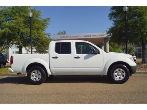 2017 Nissan Frontier for sale at BLACKBURN MOTOR CO in Vicksburg MS