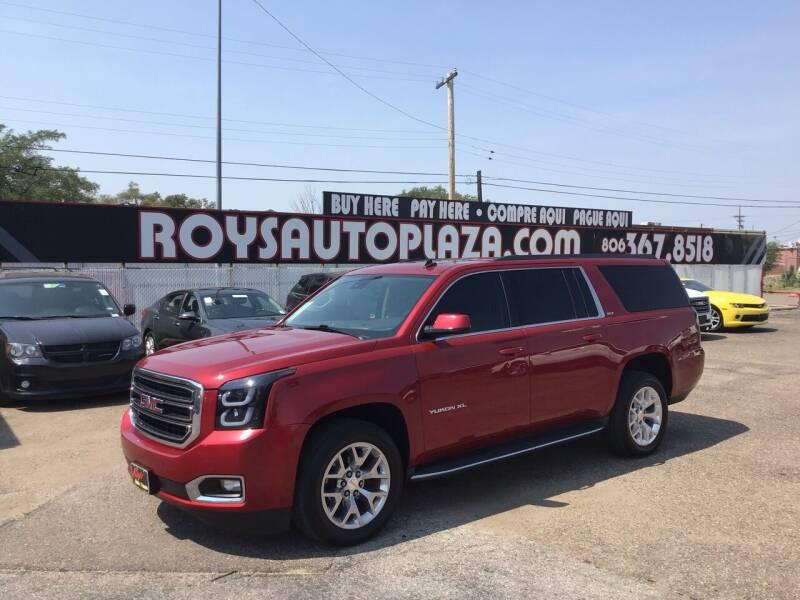 2015 GMC Yukon XL for sale at Roy's Auto Plaza 2 in Amarillo TX