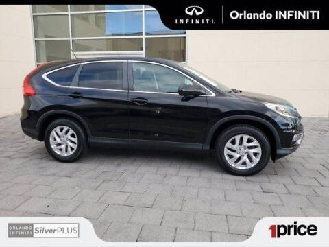 2015 Honda CR-V for sale at Orlando Infiniti in Orlando FL