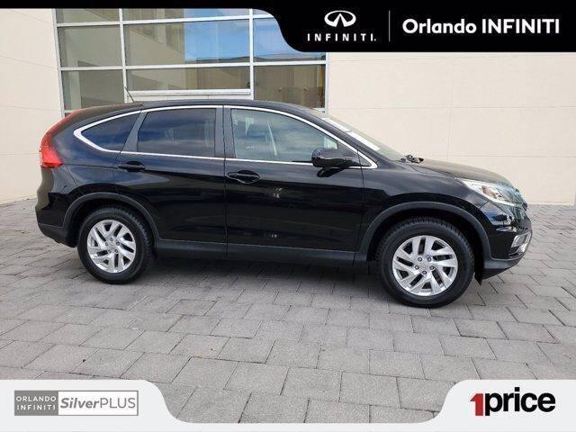 2015 Honda CR-V for sale at Orlando Infiniti in Orlando FL
