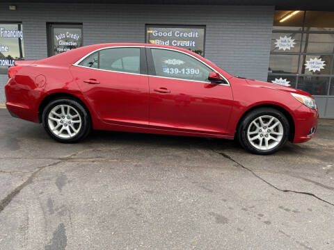 2013 Chevrolet Malibu for sale at Auto Credit Connection LLC in Uniontown PA