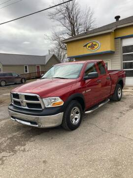 2010 Dodge Ram Pickup 1500 for sale at Hines Auto Sales in Marlette MI