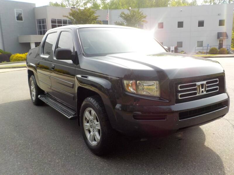 2006 Honda Ridgeline for sale at Salton Motor Cars in Alpharetta GA