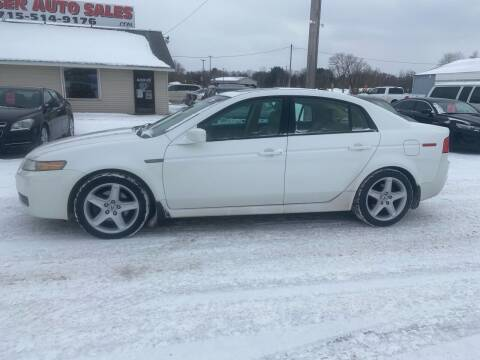 2005 Acura TL for sale at BLAESER AUTO LLC in Chippewa Falls WI