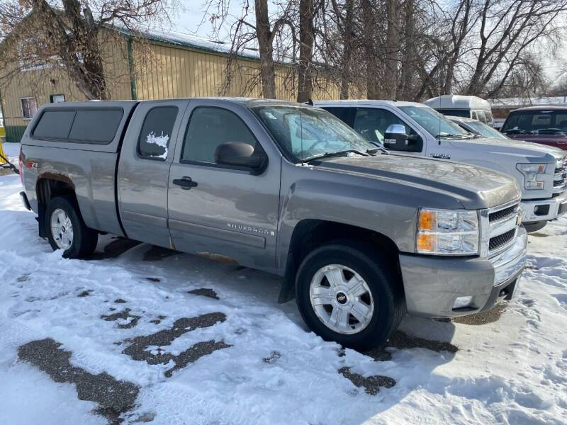 2008 Chevrolet Silverado 1500 for sale at Atwater Ford Inc in Atwater MN
