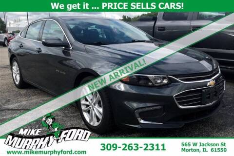 2016 Chevrolet Malibu for sale at Mike Murphy Ford in Morton IL