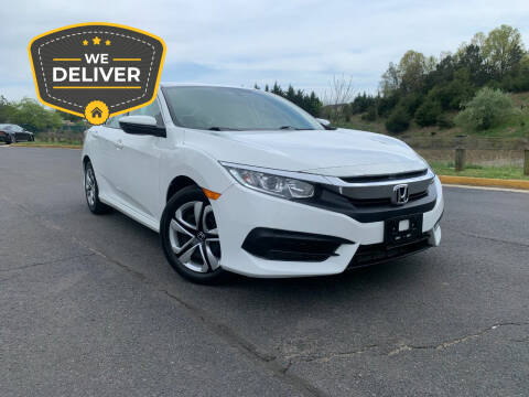 2018 Honda Civic for sale at Dulles Cars in Sterling VA