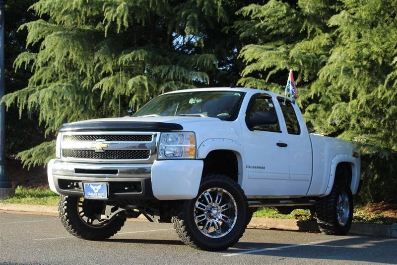 2009 Chevrolet Silverado 1500 for sale at Quality Auto in Manassas VA