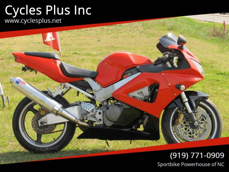2000 Honda CBR 929RR for sale at Cycles Plus Inc in Garner NC