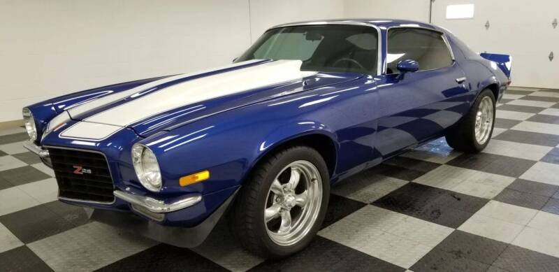 1973 Chevrolet Camaro for sale at 920 Automotive in Watertown WI