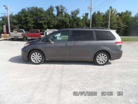 2011 Toyota Sienna for sale at Town and Country Motors in Warsaw MO