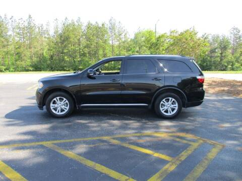 2012 Dodge Durango for sale at A & P Automotive in Montgomery AL