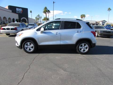 2018 Chevrolet Trax for sale at Charlie Cheap Car in Las Vegas NV