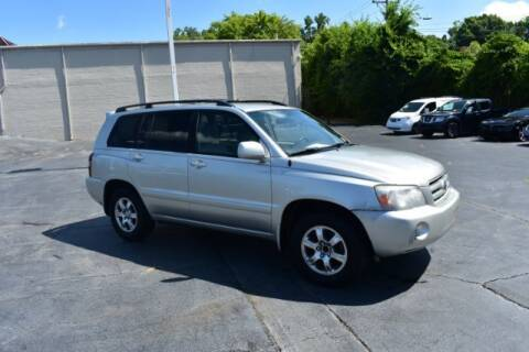 2006 Toyota Highlander for sale at Adams Auto Group Inc. in Charlotte NC